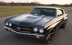 oh yeah... chevelle ss
