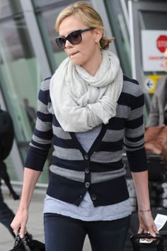 charlize theron street style - Google Search