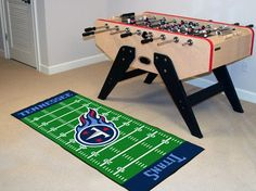 Tennessee Titans Football Field Runner