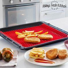 Health Cook - Mat Oven Mat – Kitchen Gadget Freaks