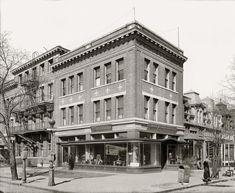 "Washington, D.C., circa 1926. ""Standard Automotive Supply Co., 14th & S streets N.W."""
