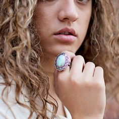 Clarity Marble Ring