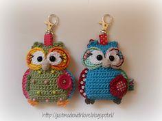Ravelry: Antoinette06's Owls