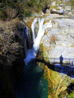 Cascadas del río Aso
