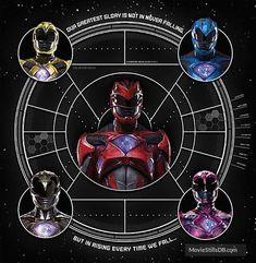A gallery of Power Rangers publicity stills and other photos. Featuring Dacre Montgomery, Ludi Lin, Naomi Scott, RJ Cyler and others. Power Rangers 2017, Power Rangers Movie, Go Go Power Rangers, Rj Cyler, Power Rengers, Power Ranger Birthday, Gamers Anime, Monster Characters, Mighty Morphin Power Rangers