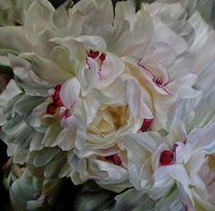 Marcella Kaspar_White Magic 2_106x106cm_oil on linen_2010