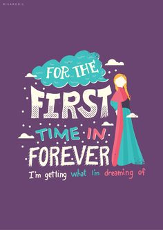 Frozen Lettering Series By Risa Rodil Via Behance
