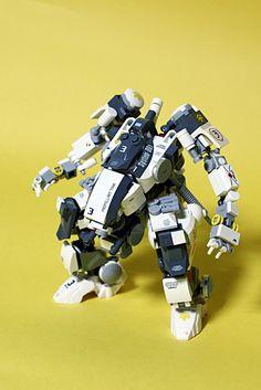 Flickr Robot Lego, Lego Bots, Lego Machines, Mega Pokemon, Lego Craft, Lego System, Lego Mechs, Lego Design, Lego Models