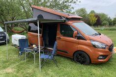Buddies stellen sich vor: Peugeot Boxer-Camper von Anni und André