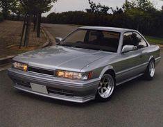 Tuner Cars, Jdm Cars, Retro Cars, Vintage Cars, Classic Japanese Cars, Japanese Domestic Market, Nissan Infiniti, Toyota, Nissan Gtr Skyline