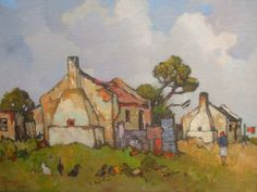 CONRAD THEYS - SOUTH AFRICAN OLD MASTERS - House Of Ar & Framing - Garsfontein, Pretoria