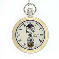 Colibri 17 Jewel Mechanical Pocket Watch Colibri. $59.95. Built-in Stand. Great Gift!. See-thur Dial to Movement. Colibri Pocket Watch. 17 Jewel Mechanical Movement