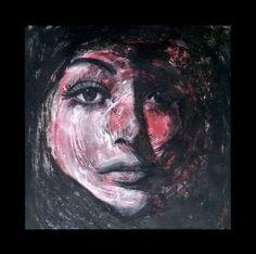 """""""JOAN"""" / Joan Crawford portrait by Jody Little"""