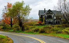 Abandoned house near Knoxville By dfbphotos.