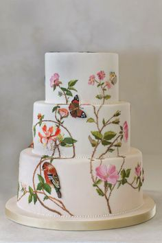 Lovely Nature Cake