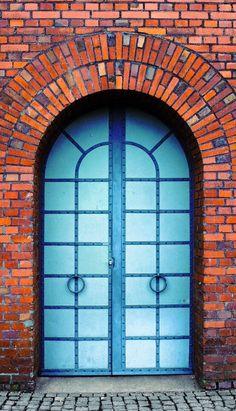 Passau, Bavaria, Germany Knobs And Knockers, Door Knobs, Decorative Doors, Unique Doors, Bavaria Germany, Closed Doors, Doorway, Windows And Doors, Gates