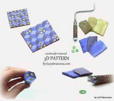 3D vzory z Czextruderu/3D patterns from Czextruder