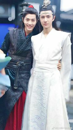 MoDaoZuShi # We wixian and Lan chan Cute Emo Couples, Chinese Movies, Levi X Eren, Wattpad, The Grandmaster, Chinese Boy, Cute Gay, Asian Men, Live Action