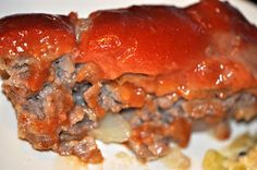 a meatloaf recipe with no eggs for my little allergic boy