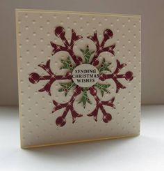 Creative Crew Guy Christmas Card Challenge