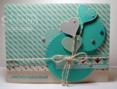 Artisan Wednesday Wow: Baby Welcome  @Coral Hinz' Up!