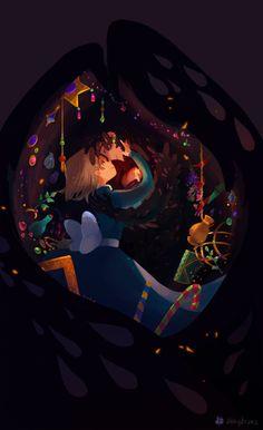 Illustration art howl's moving castle My art Fanart studio ghibli Sophie Howl Howl's Moving Castle, Howls Moving Castle Wallpaper, Hayao Miyazaki, Totoro, Studio Ghibli Art, Studio Ghibli Movies, Illustrations, Illustration Art, Le Vent Se Leve