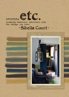 Etcetera- The Society inc. by Sibella Court  http://www.thesocietyinc.com.au/store/etcetera.html ($60)