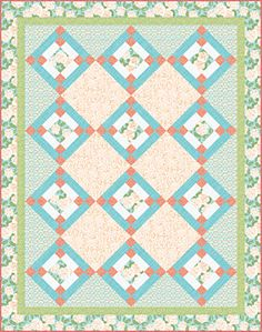 Our exclusive Fresh Apples from the Counry Pattern is FREE to download at Connecting Threads!