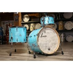 Vintage California, Drum Kits, Portsmouth, Percussion, Drums, Rock, The Originals, Blue, Skirt