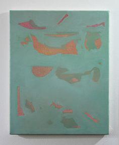 Owly, 41 x 51cm, Oil on Canvas, 2013 by Benjamin Bridges