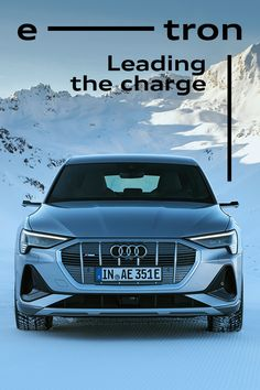 Audi and National Geographic explore Norway and discover the power behind the world's greenest nation. #Audi #etron #ElectricHasGoneThrilling #NationalGeographic #sustainable #future #norway #snow European American, Renewable Energy, National Geographic, Norway, Sustainability, Audi, Snow, Technology, Explore