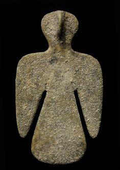 Anatolian Idol  Origin: Anatolia Circa: 4000 BC to 3000 BC
