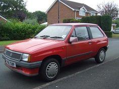 1989 Vauxhall Nova Merit Classic Restoration Project - http://classiccarsunder1000.com/archives/1790