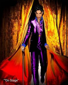 I Prince in purple
