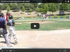 An intentional walk gone wrong:   http://learn.captainu.com/2014/04/21/intentional-walk-gone-wrong/