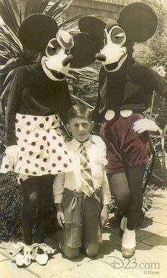 mm3 1930年代のミッキーマウス&ミニマウス!?