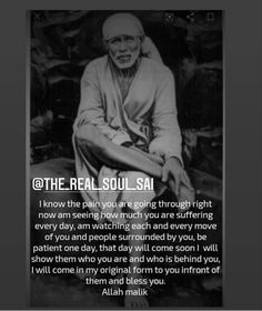 Faith Quotes, Wisdom Quotes, Life Quotes, Real Quotes, Qoutes, Sai Baba Pictures, God Pictures, Sai Baba Quotes, Sai Baba Wallpapers