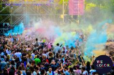 WFC We Color Festival, Concert, Concerts