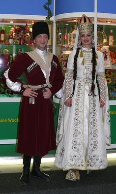 Traditional Lebanon Clothing picture