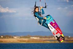 Gisela Pulido kitesurf Collection kite surf girl by adoscool.com 2015