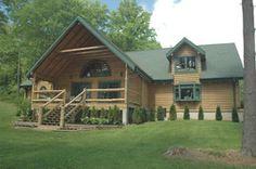 Mountain Lodge-- Hocking Hills, Ohio