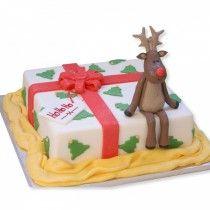 Novelty Cakes - Seasonal - Christmas Cakes - The Cake Store