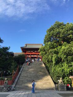 A Good Day - Tsurugaoka Hachimangu