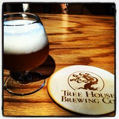 Tree House Brewing Company in Monson, MA - Get there early in the day if you can as they tend to not only be very busy, but also run out of beer even faster than you could ever imagine! - Jeremy Krantz on Foursquare