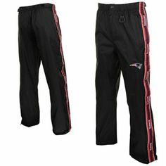 New England Patriots Tailgate Pants - Black