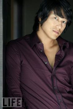 Sung Kang- (Fast Five) I like him in those movies