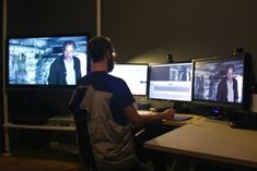 """Justin Lachance editing """"Deal Travis In"""" """"Four Lessons Film Editing Taught Me About Screenwriting"""" http://www.scriptmag.com/features/write-direct-repeat-four-lessons-film-editing-taught-me-about-screenwriting"""