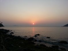 Sunset in Tsin Yue Wan 煎魚灣日落