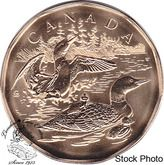 Canada: 1997 $1 Flying Loon Loonie Specimen - London Coin Centre Inc.