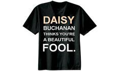 Literary T-shirt